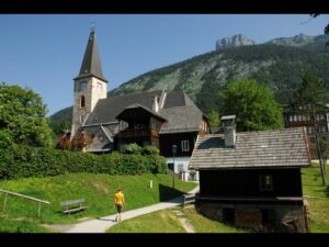 Stmk - Altaussee - Kirche