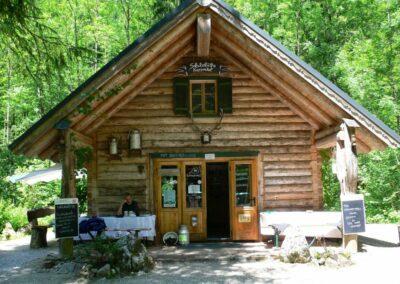 Stmk - Bad Aussee - Schutzhütte Koppental