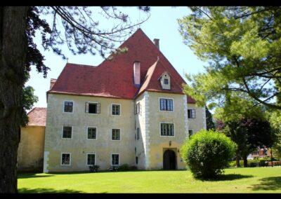 Stmk - Bärnbach - Schloss Alt-Kainach