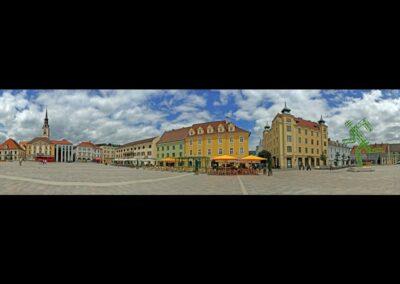Stmk - Bruck an der Mur - Hauptplatz