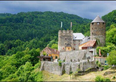 Stmk - Deutschlandsberg - Burg Landsberg