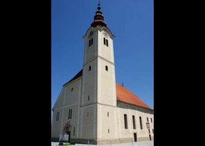 Stmk - Eibiswald - Pfarrkirche