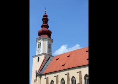 Stmk - Fernitz - Pfarr- und Wallfahrtskirche
