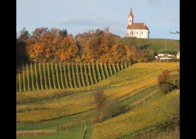 Stmk - Glojach - Messkapelle Hl. Dreifaltigkeit