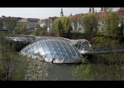 Stmk - Graz - Murinsel