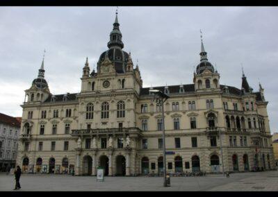Stmk - Graz - Rathaus
