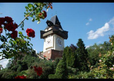 Stmk - Graz - Uhrturm