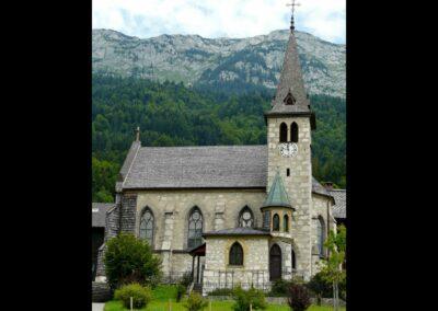 Stmk - Grundlsee - Dorfkirche