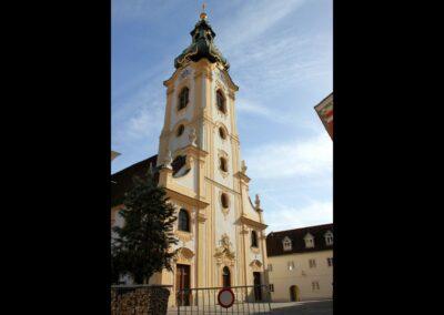 Stmk - Hartberg - Stadtpfarrkirche St. Martin