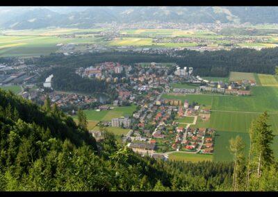 Stmk - Judenburg - Blick von oben