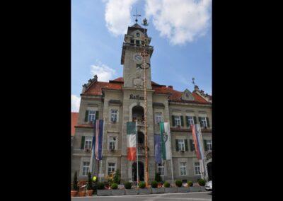 Stmk - Leibnitz - Rathaus