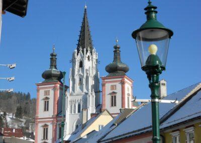 Stmk - Mariazell - Basilika Mariä Geburt