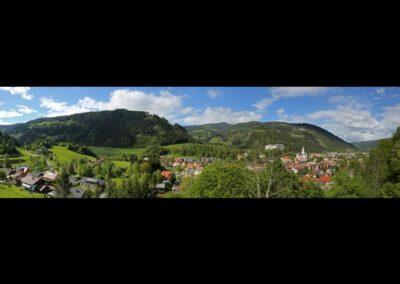 Stmk - Murau - Panorama