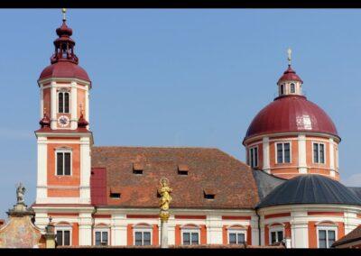 Stmk - Pöllau bei Hartberg - Pfarrkirche St. Veit