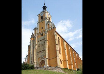 Stmk - Pöllauberg - Pfarr- und Wallfahrtskirche