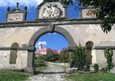 Stmk - Riegersburg - Tor zur Riegersburg