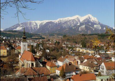 Stmk - Trofaiach - eine Stadt in der Obersteiermark