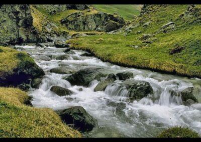 Stmk - Wenn der Wildbach rauscht
