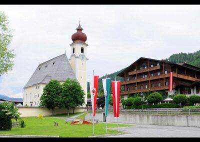 Tirol - Ahenkirch - Pfarrkirche
