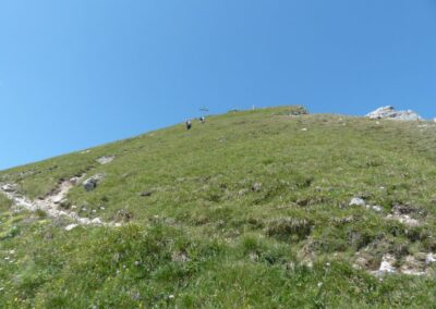 Tirol - Bergwanderung zur Schochenspitze