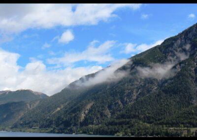 Tirol - Der Achensee in den Tiroler Alpen