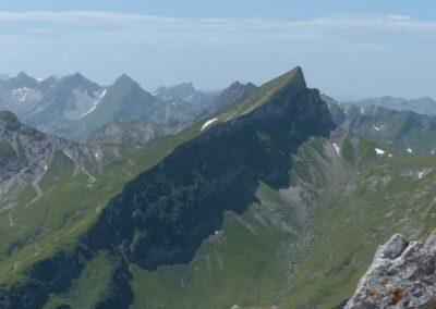 Tirol - Die Villgratnerberge mit dem Berg Rotespitze