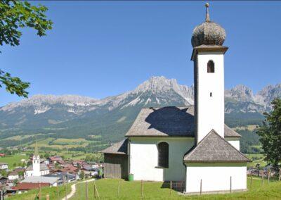 Tirol - Ellmau - Maria Heimsuchungskapelle