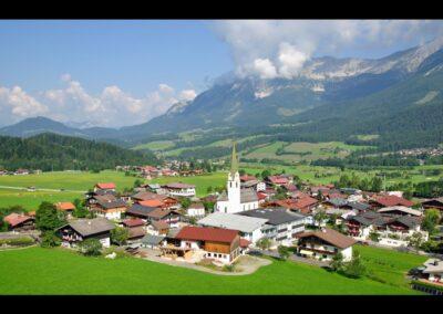 Tirol - Ellmau - am wilden Kaiser