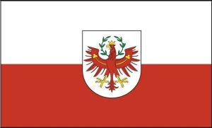 Bild zeigt: Tirol Fahne
