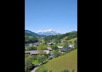 Tirol - Fieberbrunn - Panoramablick