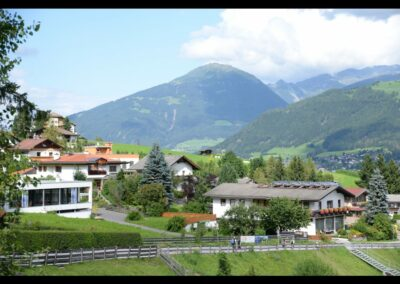 Tirol - Fulpmes - Marktgemeinde im Bezirk Innsbruck-Land