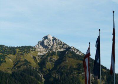 Tirol - Gaichtspitze im Tannheimer Tal