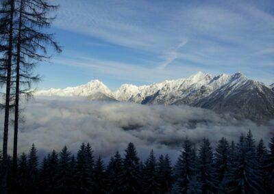 Tirol - Gebirgszug in Tirol