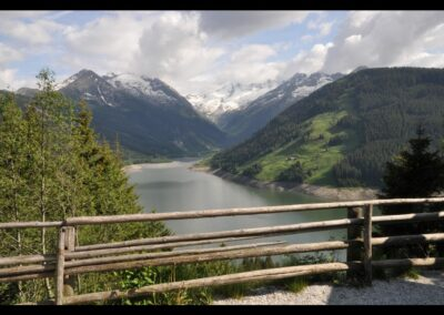 Tirol - Gerlos - Speicher Durlaßboden