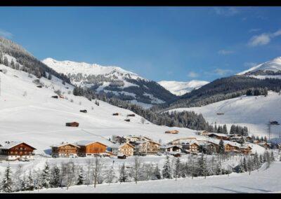 Tirol - Gerlos - im Winter