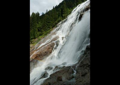 Tirol - Grawa - Wasserfall im hinteren Stubaital