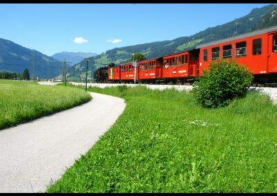 Tirol - Historische Bahn Zillertal