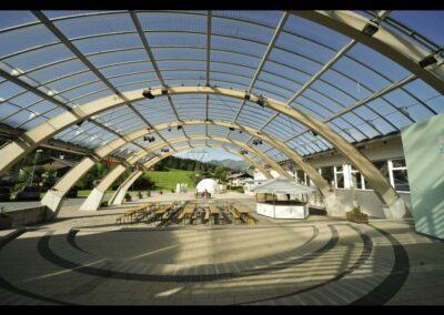 Tirol - Hochfilzen - Kulturzentrum