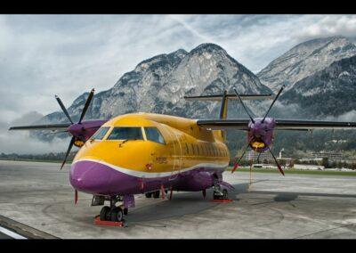 Tirol - Innsbruck - Flughafen