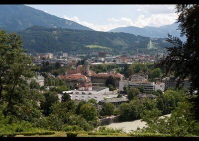 Tirol - Innsbruck - Landeshauptstadt von Tirol