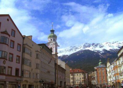 Tirol - Innsbruck - Maria-Theresien-Strasse