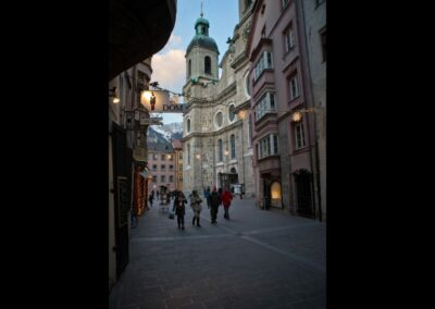 Tirol - Innsbruck - Pfarrgasse