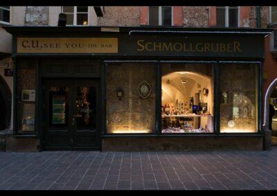 Tirol - Innsbruck - Uhrmacher in der Altstadt 2