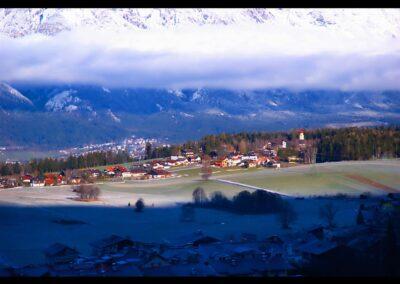 Tirol - Judenstein - Luftbild