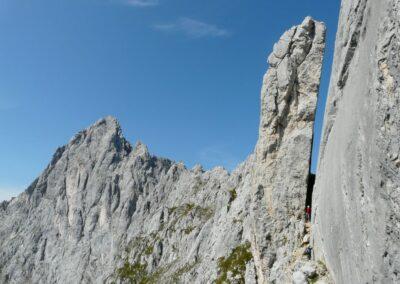 Tirol - Kaindl-Stewart-Nadel im Kaisergebirge 2