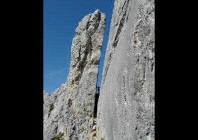 Tirol - Kaindl-Stewart-Nadel im Kaisergebirge