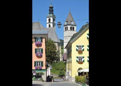Tirol - Kitzbühel - der bekannte Urlaubsort