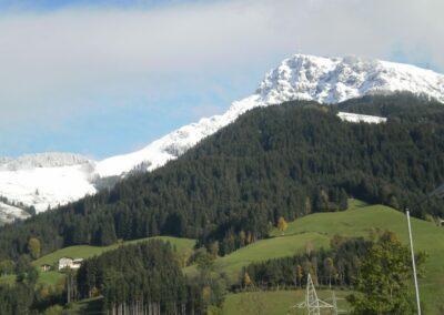 Tirol - Kitzbühelerhorn eingeschneit