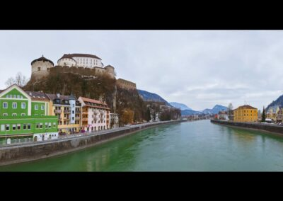Tirol - Kufstein - mit Blick auf die Festung
