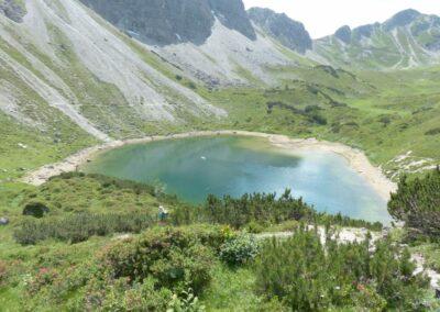 Tirol - Lache - ein kleiner See in den Tiroler Bergen 3